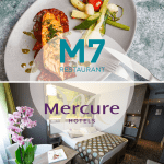 M7 Restaurant : we may be closed but still working